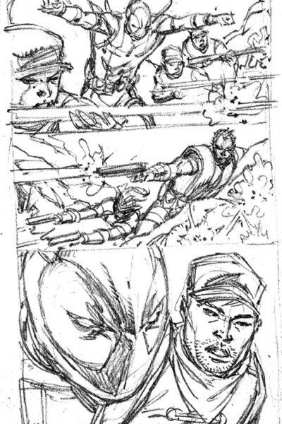 Deadpool/X-Force MIA – Liefeld/Swierczynski