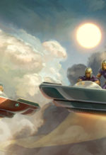 CHOSEN! Sci-Fi Moses. 10 Commandments in Space!