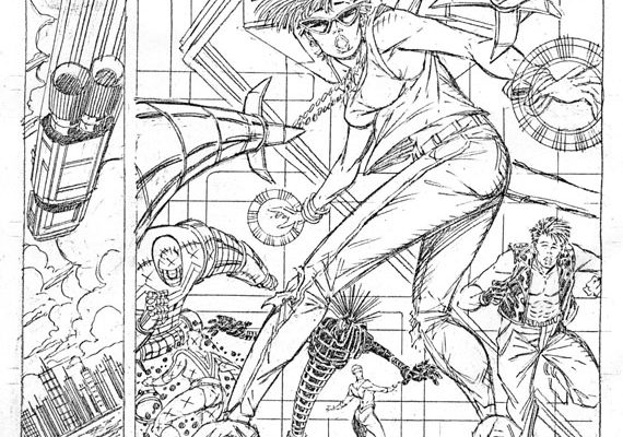 X-MARKS THE SPOT! LOST NEW MUTANTS pages