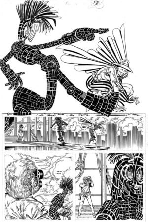 X-MARKS THE SPOT! THE LOST NEW MUTANTS PAGES pt.2