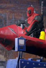 DEADPOOL STRIKES! MORE NEW Video Images!