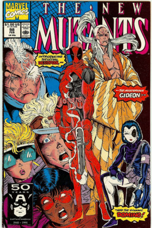 A DEADPOOL COMETH! NEW MUTANTS #98 pt. 1