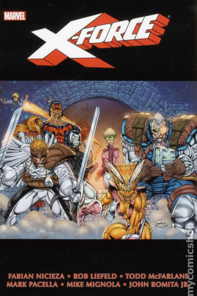 SECRET ORIGINS OF X-FORCE! DEADPOOL! PT.2
