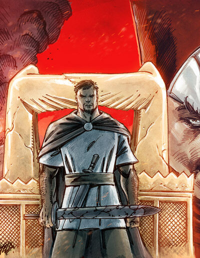 New Projects 2015 Preview – JUDGES: THE COVENANT