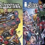 BLOODSTRIKE! BRIGADE! Blood Brothers begins!