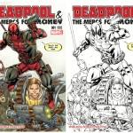 Deadpool: Mercs For Money #1 Store Exclusive!