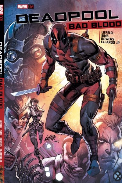Deadpool: Bad Blood Standard Version