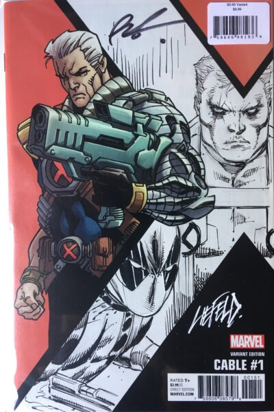 Cable #1 Sketch Cover