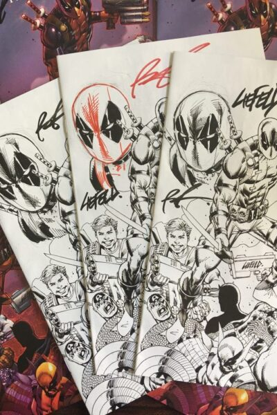 EXTREME LIEFELD SKETCH PACKAGE