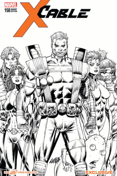 Sketch cover Cable #150
