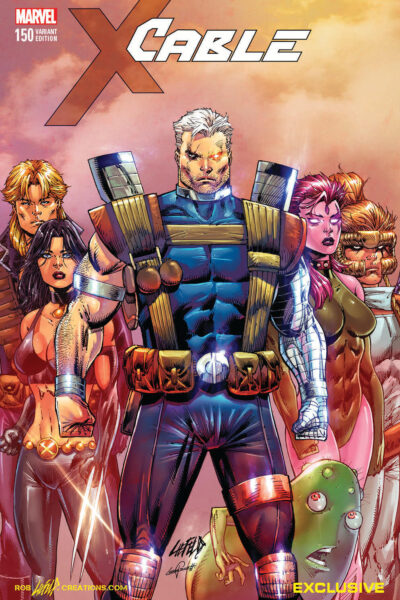 http://robliefeldcreations.com/shop/signed-comic-books/signed-cable-new-mutants-150-exclusive-liefeld-classic-cover/