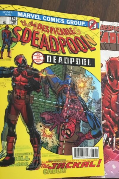 Desipicable Deadpool Venticular