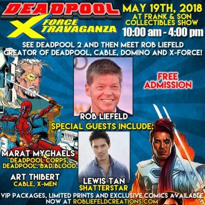 Deadpool 2 Day