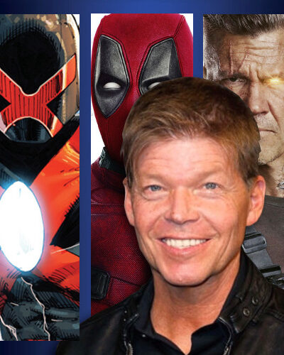 Rob Liefeld London Film and Comic ConVIP