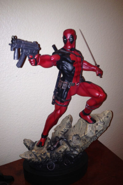 DEADPOOL IS A STIFF!