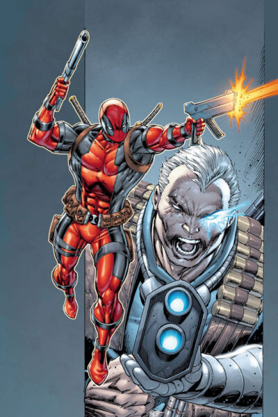 DEADPOOL/X-FORCE pt. 2