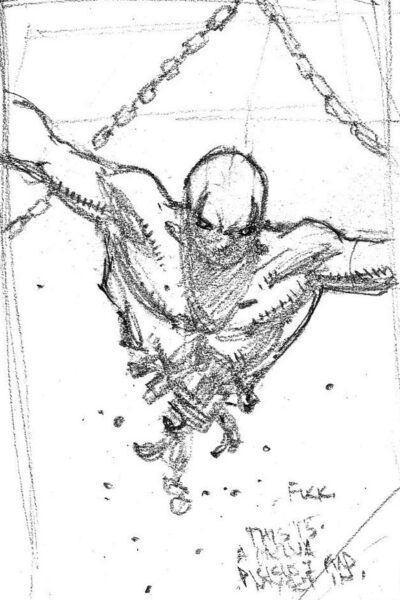 ROB LIEFELD BLOODSTRIKE PREVIEW!