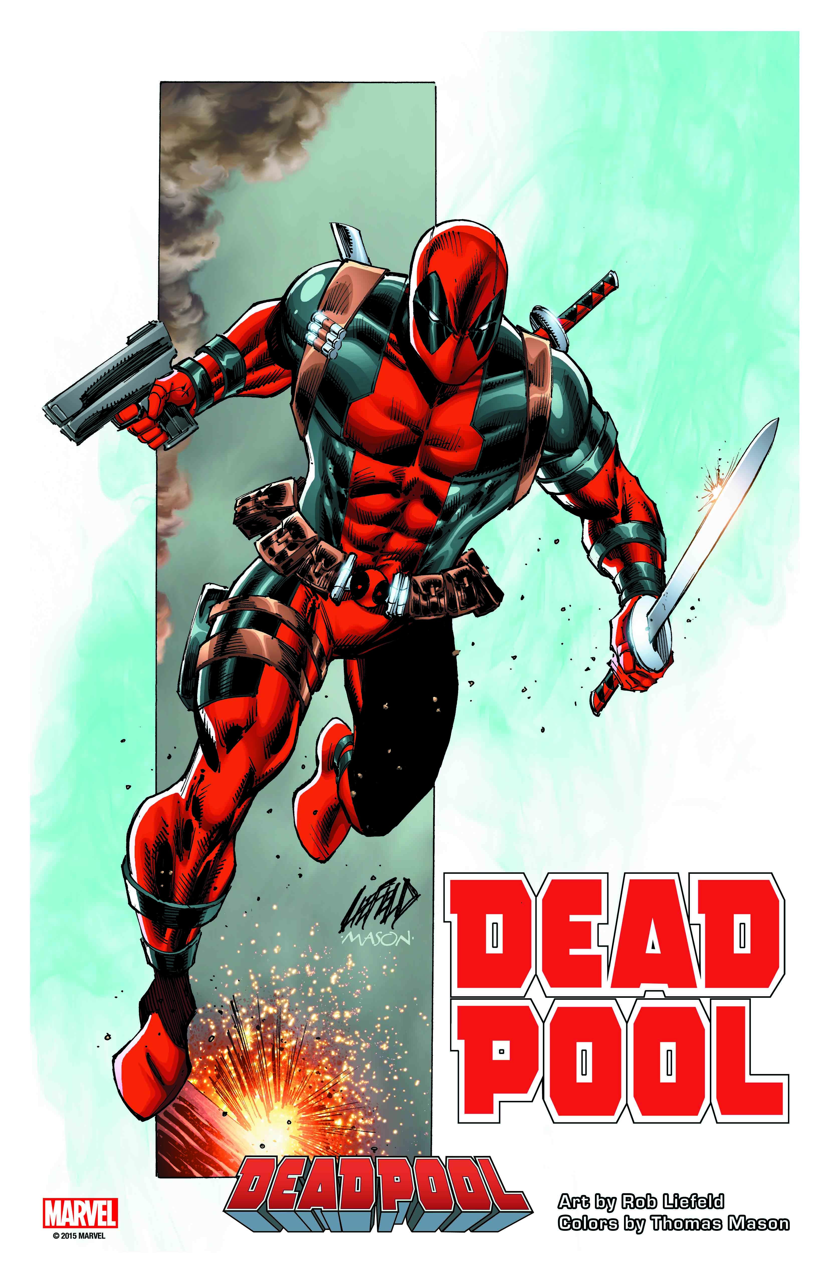Deadpool! Print
