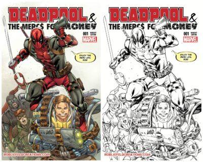 Deadpool Mercs Bundle