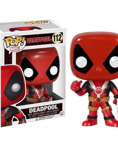 Deadpool Pop Thumbs Up Figure