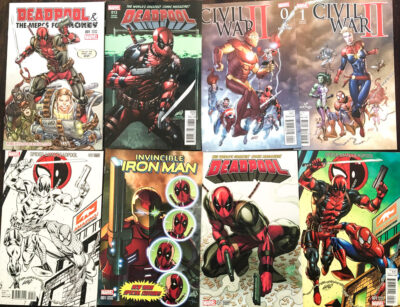 Extreme Deadpool Super pack