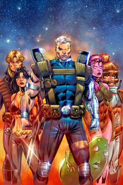 Cable & The New Mutants
