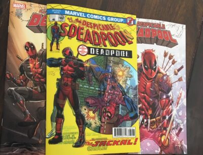 Desipicable Deadpool Venticular