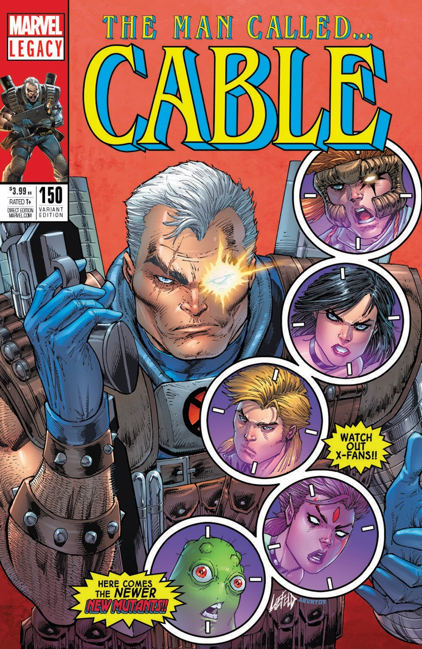 Cable Lenticular Variant Pack!