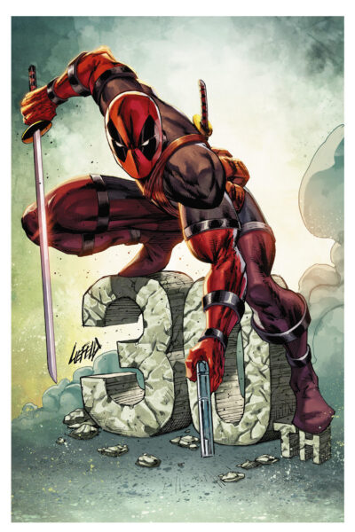 Deadpool 30th Anniversary limited exclusive