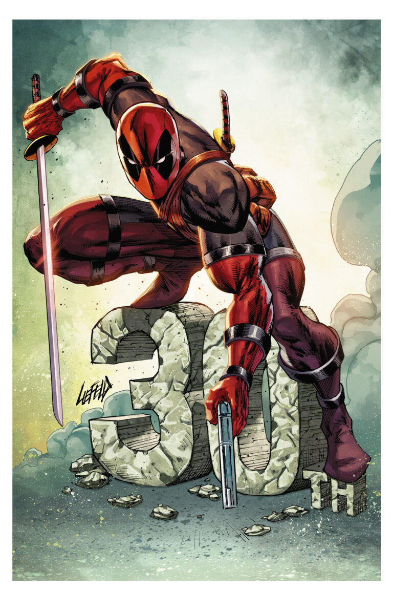 Deadpool 30th Anniversary Limited Exclusive!